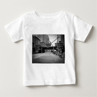 Seventh Avenue and 53rd Street New York City Photo Baby T-Shirt