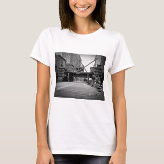 Seventh Avenue and 53rd Street New York City Photo T-Shirt