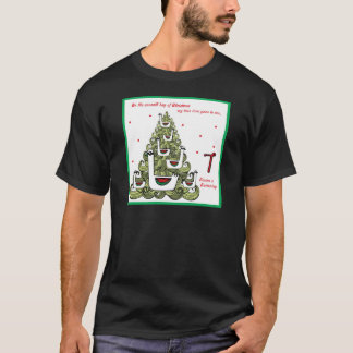 Seventh Day of christmas T-Shirt