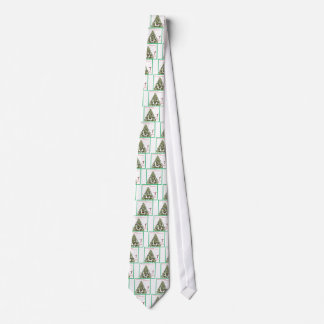 Seventh Day of christmas Tie