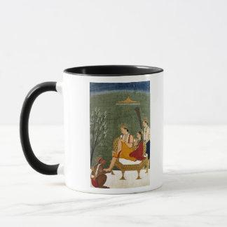 Seventh Incarnation of Vishnu as Rama-Chandra Mug