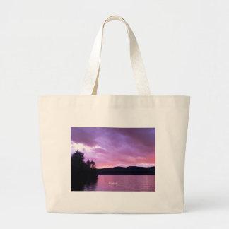 Seventh Lake Sunset II Bag
