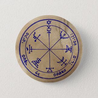 Seventh Pentacle of Jupiter Pinback Button