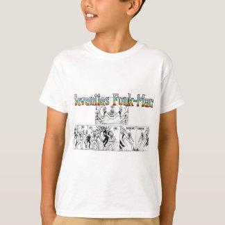 Seventies Funk-Man T-Shirt