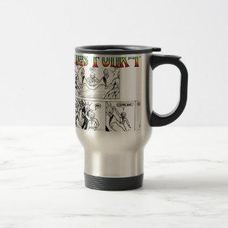 Seventies Funk-Man Travel Mug