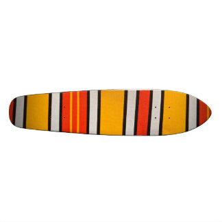 Seventies skateboard