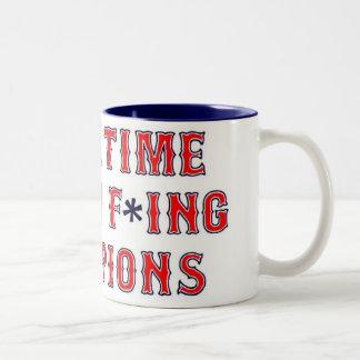 SEVENTIME CHAMPIONS Two-Tone COFFEE MUG