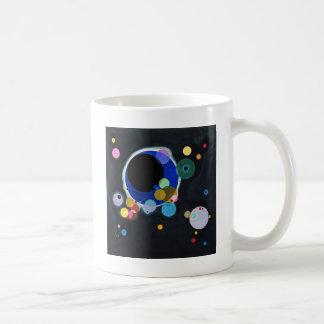 Several Circles Coffee Mug