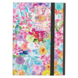 Several secrets & color iPad case