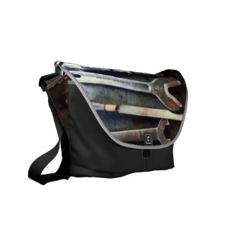 Several Wrenches Commuter Bag