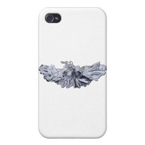 SeveralDecorativeTassels112611 iPhone 4 Carcasa