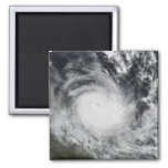 Severe Tropical Cyclone Hamish 2 Inch Square Magnet