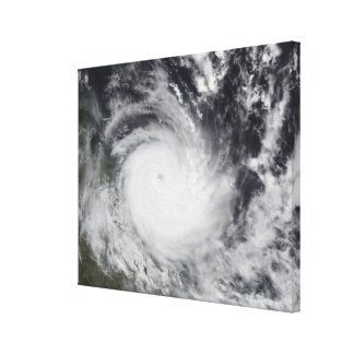Severe Tropical Cyclone Hamish Stretched Canvas Prints