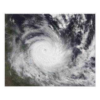 Severe Tropical Cyclone Hamish Photo Print