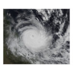 Severe Tropical Cyclone Hamish Poster
