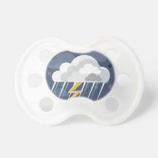 Severe Weather Storm Icon Pacifier