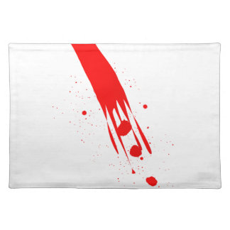 Severed Arm Placemat