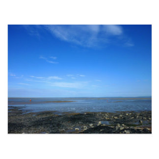 Severn Estuary at Penarth II Postcard