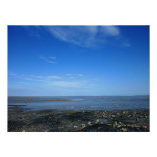Severn Estuary at Penarth II Poster