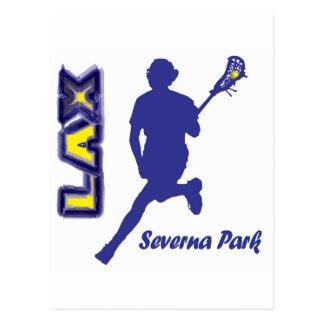 Severna Park Girls LAX Postcard