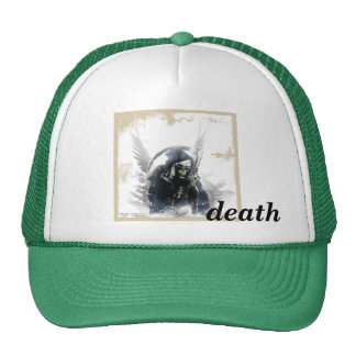 Severo, muerte gorro