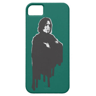 Severus Snape Arms Crossed B-W iPhone 5 Cases