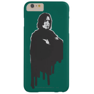 Severus Snape Arms Crossed B-W Barely There iPhone 6 Plus Case