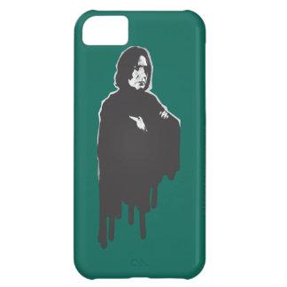 Severus Snape Arms Crossed B-W iPhone 5C Cases