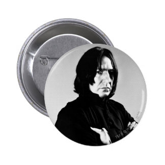 Severus Snape Arms Crossed Button