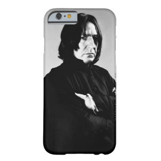 Severus Snape Arms Crossed Barely There iPhone 6 Case