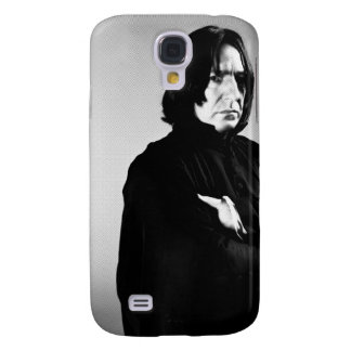 Severus Snape Arms Crossed Galaxy S4 Case