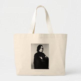 Severus Snape Arms Crossed Large Tote Bag