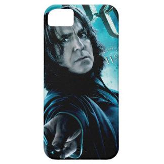 Severus Snape con los comedores 1 de la muerte iPhone 5 Carcasa