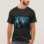 Severus Snape con los comedores 1 de la muerte Playera