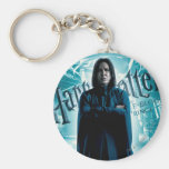 Severus Snape HPE6 1 Basic Round Button Keychain