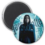 Severus Snape HPE6 1 Imán Redondo 5 Cm