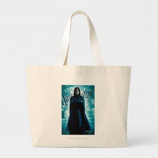 Severus Snape HPE6 1 Jumbo Tote Bag
