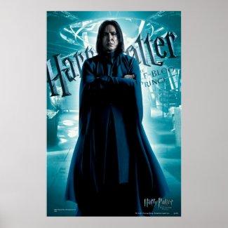 Severus Snape HPE6 1 print