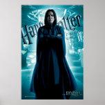 Severus Snape HPE6 1 Póster