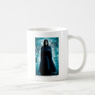 Severus Snape HPE6 1 Taza Básica Blanca