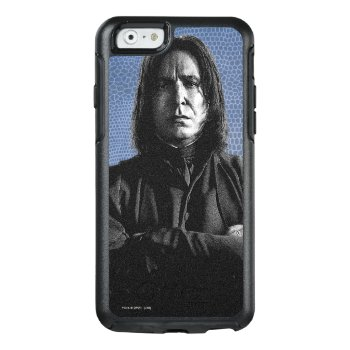 Severus Snape Otterbox Iphone 6/6s Case by harrypotter at Zazzle