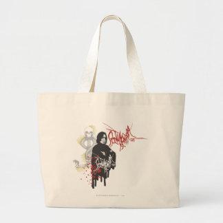 Severus Snape Sectum Sempra Canvas Bag