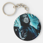 Severus Snape With Death Eaters 1 Basic Round Button Keychain