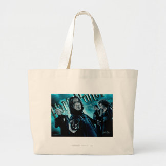 Severus Snape With Death Eaters 1 Canvas Bag