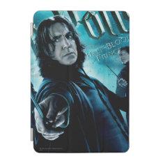 Severus Snape With Death Eaters 1 Ipad Mini Cover at Zazzle