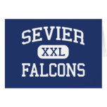 Sevier Falcons Middle Greenville Card