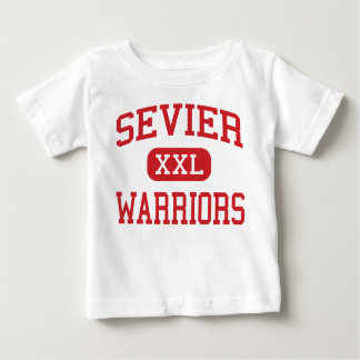 Sevier - guerreros - centro - Kingsport Tennessee Playera