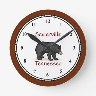 Sevierville Tennessee Clock