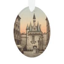Sevigne Gate, Bordeaux, France Ornament