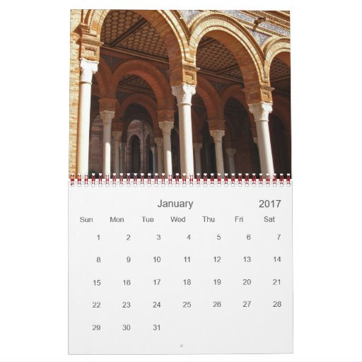 Sevilla Calendar